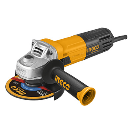 ingco angle grinder 950w 115m
